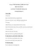 Chương I: PHÉP DỜI HÌNH VÀ PHÉP ĐỒNG DẠNG TRONG MẶT PHẲNG
