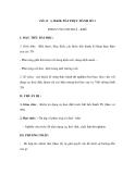 Bài20: BÀI THỰC HÀNH SỐ 1 PHẢN ỨNG OXI HOÁ - KHỬ