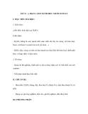 Bài 33: AXIT SUNFURIC. MUỐI SUNFAT