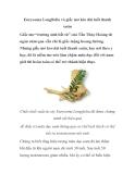 Eurycoma Longifolia và giấc mơ kéo dài tuổi thanh xuân