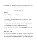 HỘI THI TIN HỌC TRẺ KHÔNG CHUYÊN TOÀN QUỐC LẦN THỨ VI, 2000 Đề thi khối A