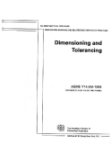 Dimensioning and Tolerancing Part 1