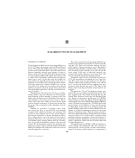 ENCYCLOPEDIA OF ENVIRONMENTAL SCIENCE AND ENGINEERING - HAZARDOUS WASTE MANAGEMENTHISTORICAL OVERVIEW