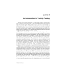 Introduction to ENVIRONMENTAL TOXICOLOGY Impacts of Chemicals Upon Ecological Systems - CHAPTER 3