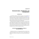 Introduction to ENVIRONMENTAL TOXICOLOGY Impacts of Chemicals Upon Ecological Systems - CHAPTER 9
