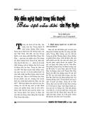 """Báo cáo nghiên cứu khoa học """" đặc điểm nghệ thuật trogn tiểu thuyết báu vật của đời của Mạc Ngôn """""""