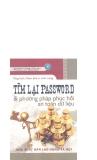 Tìm lại Password và phương pháp phục hồi an toàn dữ liệu part 1