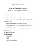 BÀI 35: VAI TRÒ, ĐẶC ĐIỂM CÁC NHÂN TỐ ẢNH HƯỞNG TỚI SỰ PHÂN BỐ NGÀNH DỊCH VỤ