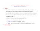 § 4 . SỐ PHẦN TỬ CỦA MỘT TẬP HỢP - TẬP HỢP CON