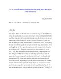 """Báo cáo nghiên cứu khoa học """" Vai trò của nguồn nhân lực trong quá trình công nghiệp hóa và hiện đại hóa ở Việt Nam hiện nay """""""