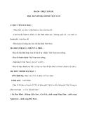 Bài 30 : THỰC HÀNH ĐỌC BẢN ĐỒ ĐỊA HÌNH VIỆT NAM