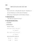 Tiết 4 NHỮNG HẰNG ĐẲNG THỨC ĐÁNG NHỚ