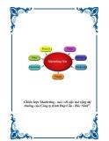 Luận văn:  Chiến lược Marketing - mix với việc mở rộng thị trường của Công ty Kính Đáp Cầu - Bắc Ninh