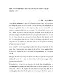 """Nghiên cứu triết học """" MỘT SỐ VẤN ĐỀ TRIẾT HỌC VỀ CON NGƯỜI TRONG """"HỆ TƯ TƯỞNG ĐỨC"""" """""""