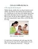 Cách xử trí nhiễm độc thức ăn