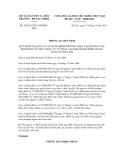 Thông tư liên tịch số 39/2011/TTLT-BTNMTBT