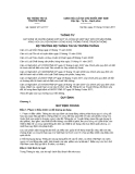Thông tư số 30/2011/TT-BTTTT