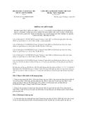Thông tư liên tịch số 50/2011/TTLT-BGDĐT-BNVBTC