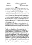 Thông tư số 160/2011/TT-BTC