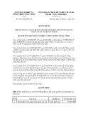 Quyết định số 1817/QĐ-BNN-TC