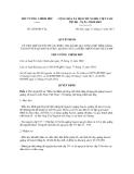 Quyết định số 2034/QĐ-TTg
