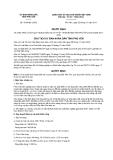 Quyết định số 1819/QĐ-UBND