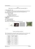 Bài 6: Nhận dạng và xác định chân linh kiện điện tử
