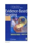 Evidence-Based Imaging - part 1