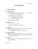 Chương 5: Đại số Boole