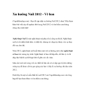 Xu hướng Nail 2012 - Vẽ hoa