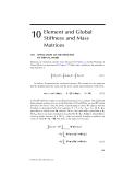 Finite Element Analysis - Thermomechanics of Solids Part 10