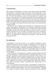 Psychiatry in Society - part 5
