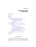 BIOLOGICAL AND BIOTECHNOLOGICAL CONTROL OF INSECT PESTS - CHAPTER 10