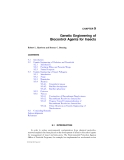BIOLOGICAL AND BIOTECHNOLOGICAL CONTROL OF INSECT PESTS - CHAPTER 9