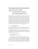 ENVIRONMENTAL IMPACT STATEMENTS - CHAPTER 12
