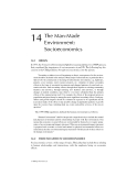 ENVIRONMENTAL IMPACT STATEMENTS - CHAPTER 14