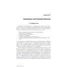 Geoenvironmental Engineering Contaminated Soils, Pollutant Fate, and Mitigation - Chapter 7
