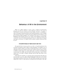 The Basics of Oil Spill Cleanup - Chapter 4
