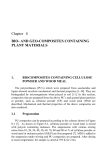 Thermal Properties of Green Polymers and Biocomposites  Part 10