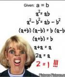 Luận văn thạc sỹ toán học: Sử dụng bất đẳng thức thông dụng để giải bất đẳng thức