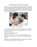 Có nên điều trị khi trẻ bị viêm gan B mạn tính?