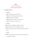 Bài 18 : VÍ DỤ VỀ CÁCH VIẾT VÀ SỬ DỤNG CHƯƠNG TRÌNH CON