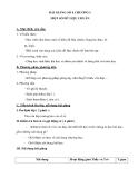 BÀI GIẢNG SỐ 4 CHƯƠNG I MỘT SỐ DỮ LIỆU CHUÂN