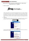 Hướng dẫn sử dụng mạch nạp AVR910 USB với các phần mềm Codevision và Avrprog