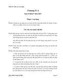 Chương IV.4 MẠCH ĐIỆN NHỊ THỨ