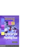 Applied Surgical Physiology Vivas -  part 1