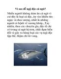 Vì sao dễ ngộ độc cá ngừ?