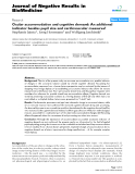 """Báo cáo khoa hoc:""""  Ocular accommodation and cognitive demand: An additional indicator besides pupil size and cardiovascular measures?"""""""