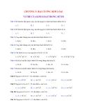 CHƯƠNG 5: ĐẠI CƯƠNG KIM LOẠI VỊ TRÍ CỦA KIM LOẠI TRONG HTTH
