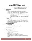 BÀI THỰC HÀNH SỐ 3